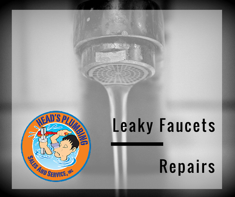 Leaky Faucet | (404) 696-3175 | Head\'s Plumbing Sales and Service, Inc.